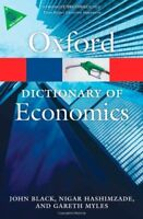 A Dictionary of Economics 4/e (Oxford Quick Reference),John Black, Nigar Hashim