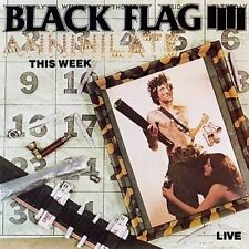 BLACK FLAG - ANNIHILATE THIS WEEK  CD SINGLE NEU