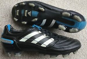 ADIDAS PREDATOR X FG FOOTBALL BOOTS UK 11.5 (WITH DEFECTS)