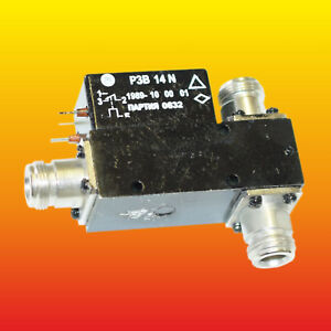REV-14N REW-14N COAXIAL ANTENNA RELAY SWITCH WITH N CONECTORS