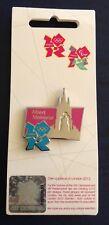 London 2012 Olympics Limited Edition Enamel Pin Badge - Albert Memorial