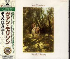 Van Morrison – Tupelo Honey (1991)  Polydor – POCP-2126 Japan NEW sealed CD