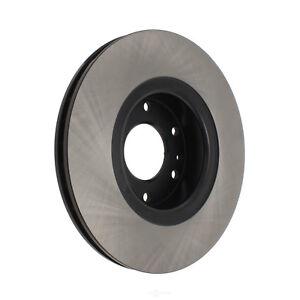 Disc Brake Rotor-Premium Disc - Preferred Front Centric 120.66053
