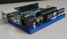 Arduino UNO R3 Bumper Mount case 3D Printed  - Choose Your Colour