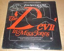 Alden Shuman THE DEVIL IN MISS JONES - Janus JLS-3059 SEALED