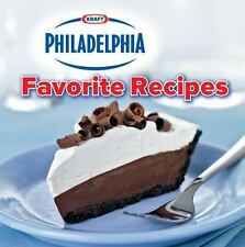 Kraft Philadelphia Cream Cheese Favorite Recipes