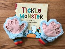 TICKLE MONSTSER by Josie Bissett with Gloves Kit Mitts