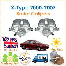 For Jaguar X-Type 2.0TD 2.1 V6 2.2D 2.5 V6 2000-2007 Front Brake Calipers New