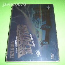 REGRESO AL FUTURO LA TRILOGIA EN DVD NUEVO Y PRECINTADO STEELBOOK
