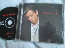 Peter Cincotti – Peter Cincotti Label: Concord Records – CCD-2178-2 CD Album