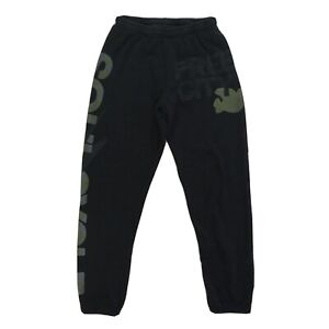 Free City x SoulCycle Black Cinched Sweatpants Size Small Terry Cotton Joggers S