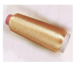 DIY manual Embroidery thread cross-stitch Metal line bright Silk thread