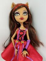 Monster High Clawdeen Wolf Little Dead Red Riding Hood Scarily Ever After Doll