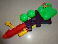 LARAMI SUPER SOAKER XXP 275 Xtra Power Air Pressure Water Squirt Gun 1995 WORKS