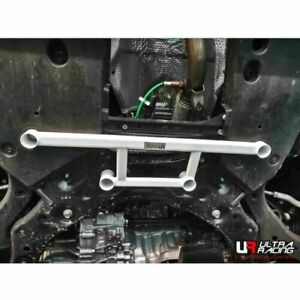 For TOYOTA CAMRY XV70 2018 Ultra Racing 4-PT Front Lower Bar (URTW-LA4-3991)