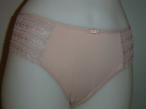 Beautiful Ballet Cachet thong in biscuit *sizes vary*