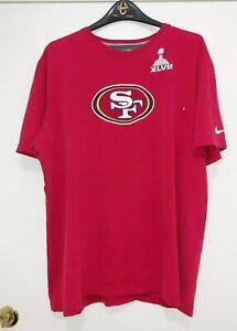 2011 NIKE NFL Player Apparel San Francisco 49ers Patrick Willis #52 Red Sz XXL