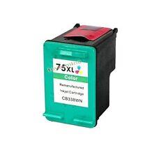 1 Cartuccia inchiostro a colori per HP 75XL CB338WN J5780