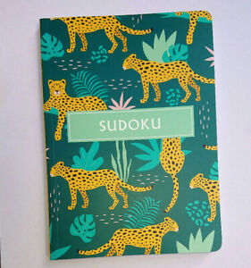 SUDOKU PUZZLE BOOK 5 Levels Beginner to Expert CHRISTMAS STOCKING FILLER Xmas