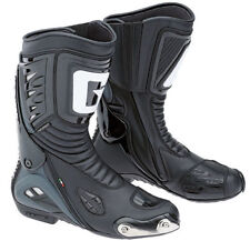 Buckle Leather Boots for Men