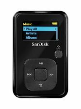 SANDISK SANSA CLIP PLUS + DIGITAL MP3 PLAYER - VOICE RECORDER - FM RADIO