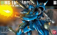 BANDAI HGUC 1/144 MS-18E KAMPFER Plastic Model Kit Gundam 0080 War in the Pocket