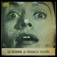 Franca Valeri - Le Donne Di Franca Valeri - La Voce Del Padrone - QELP 8039 -