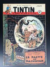 Journal Tintin N° 47 1951 BE