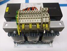 EMB Wittlich DCV 0.4 Pri 400V Sec 24V DC Netzgerät Transformator Trafo