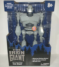 "Warner Bros The Iron Giant Light & Sound 15"" Walking Robot"