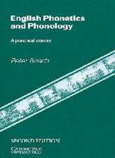 English Phonetics and Phonology: A Practical Course-Peter J. Roach