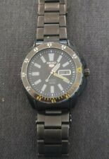 Seiko 5 Sports automatic 4R36-01PO Diver mens watch