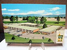 Vintage Chrome Postcard Holiday Inn Tucson Arizona AZ