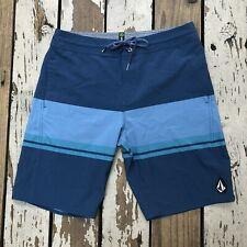 VOLCOM STONE • STONEYS • Men's STRETCH Surfing Board Shorts Swimming Trunks 32