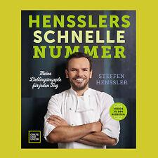 Hensslers schnelle Nummer - Steffen Henssler - SOFORT LIEFERBAR