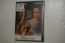 The Specialist (DVD 1998) RARE SHARON STONE / STALLONE CRIME THRILLER BRAND NEW