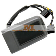 Monitor Display Panel 227-7698 for Caterpillar CAT 320D 320D LRR 323DL   323DLN