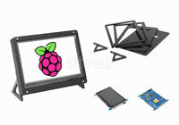 5 inch 800x480 Capacitive Touch Screen HDMI LCD Display + Case for Raspberry Pi