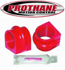 Prothane 14-1115 34mm Front Sway Bar Bushings for 2003-2004 Nissan 350Z Red Poly