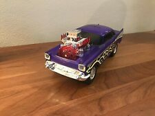 Vintage 1996 Toy State Industrial 1957 Belair Toy Car, Works Lights Up & Revs