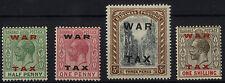 Pre-Decimal Single Bahamian Stamps (Pre-1973)