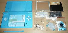 NINTENDO DSi FULL REPLACEMENT CONSOLE CASE SHELL HOUSING MOD Matt Blue BRAND NEW
