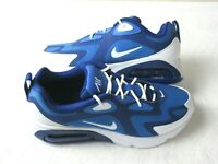 Nike Mens Air Max 200 Running Training Shoes Pacific Blue White Size 10 NEW