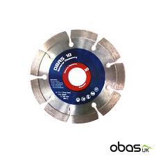 Obas 10 115mm | 4.5″ General Application Diamond Cutting Disc Blade