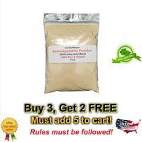 1oz Ashwagandha Root Powder Organic Non Gmo Withania Somnifera Kosher