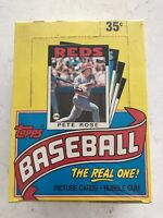 1986 Topps Baseball Wax Box Unopened 36 Packs