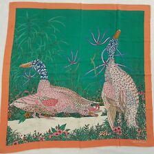 Salvatore Ferragamo foulard 100% seta vintage S.Ferragamo foulard vintage silk