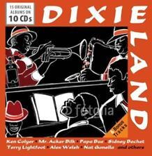 Deutsche Dixieland's mit Musik-CD
