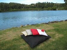 Beanbag Cushion Indoor/Outdoor Heavy Duty Polyester PVC Backing Easy Clean
