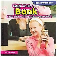 Math at the Bank: Place Value and Properties of Operations (Core Math-ExLibrary